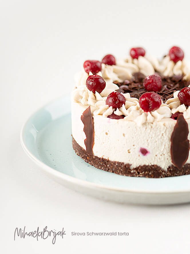 Sirova Schwarzwald torta