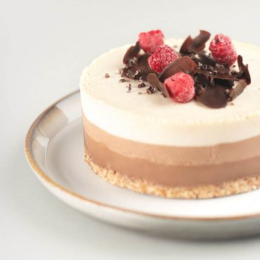 Sirova Torta od tri vrste čokolade