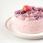 Sirova Torta Strawberry Kiss